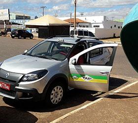 Disk Taxi Novo Gama Imagem 1