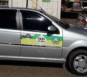 Disk Taxi Novo Gama Imagem 2